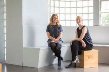 Catherine Johnson and Rebecca Rudolph of Design, Bitches
