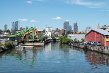 Gowanus and its eponymous canal.