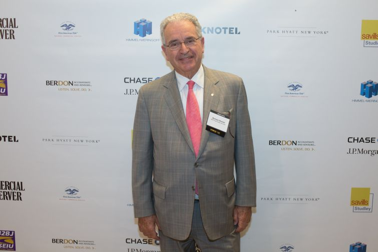 MHP Real Estate Services Co-Founder and Chairman Norman Sturner.