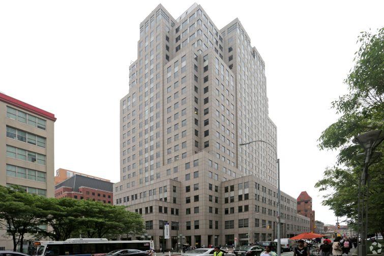 1 MetroTech Center.