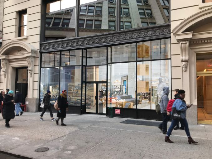 Solidcore will open its first Manhattan location at 155 West 23rd Street.