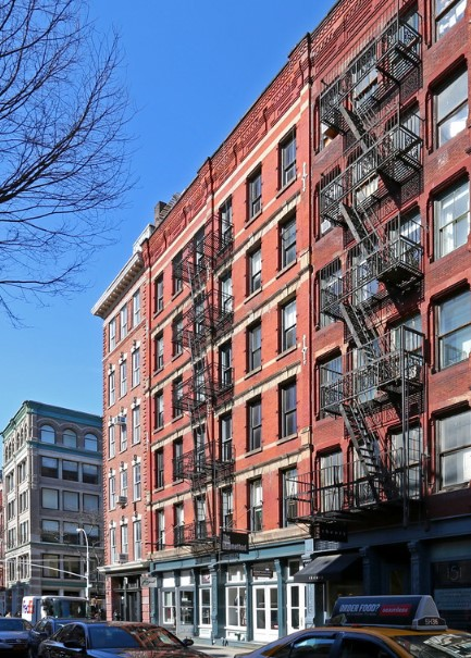 LaSalle, KPG Funds are Buyers for Vornado SoHo Properties: Sources
