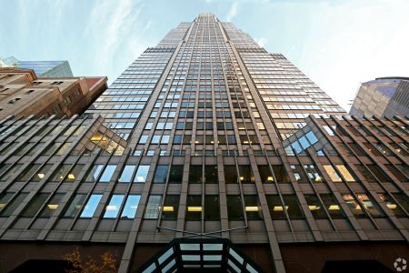 CitySpire at 156 West 56th Street.