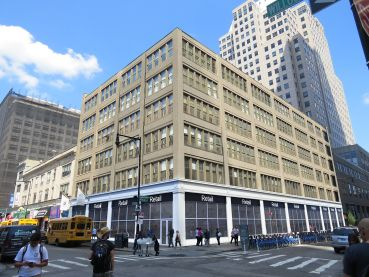 A rendering of the planned renovation for 57 Willoughby Street.