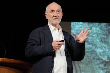 Architect Peter Zumthor  who is designing the new LAMCA.
