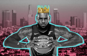 LeBron James, King of L.A. Retail?