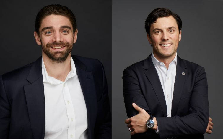 Convene Co-Founders Ryan Simonetti and Chris Kelly