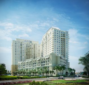 The Shorecrest Club in Miami, for which Canyon Partners originated a $102.3 million loan earlier this year.