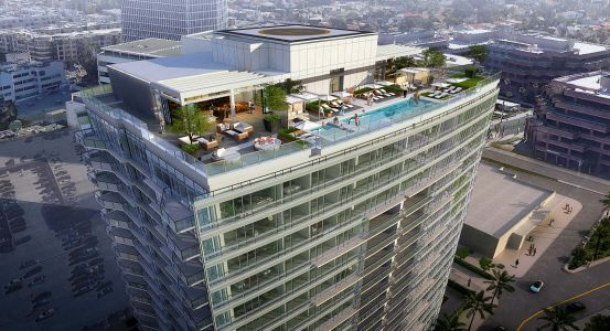 The Residences at Wilshire Curson.