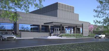 Data center rendering