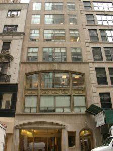 12 East 52nd Street.