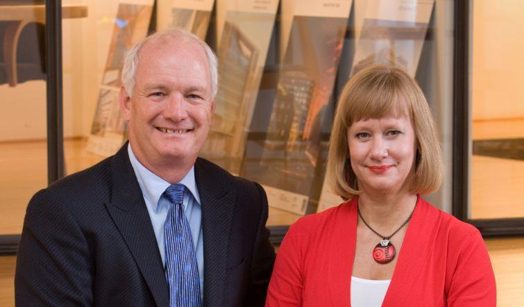 Michael Hickok and Yolanda Cole
