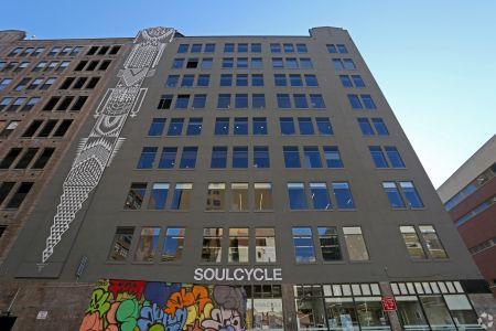 609 Greenwich Street.