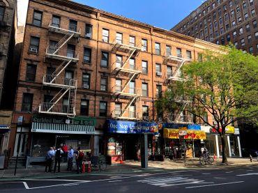 588 to 594 Amsterdam Avenue.