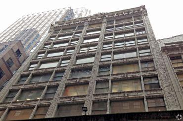 8 West 38th Street.