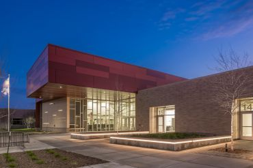 A reimagined middle school.