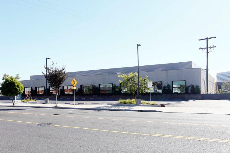 The INSITE office campus at 2030 East Maple Avenue in El Segundo.