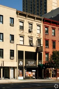 62 Third Avenue.