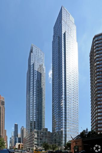 Silverstein Properties' Silver Towers at 610 West 42nd Street.