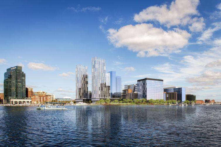 Wills Wharf rendering