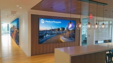 Madison Marquette's headquarters.
