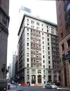88 Wall Street.