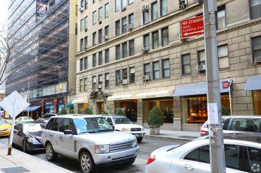 45 East 58th Street.