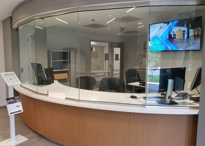 Inside Atlantic.Net's new data center in Reston, Va.