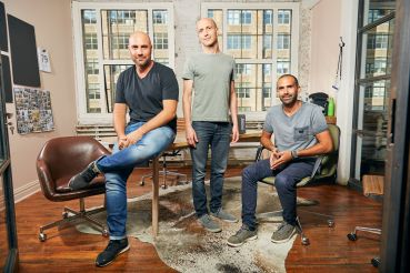 Rafael Museri, Yoav Gery, and Daniel Rudasevski, of Selina, plan to expand their hotel-chain from Latin America to the U.S. and Europe.