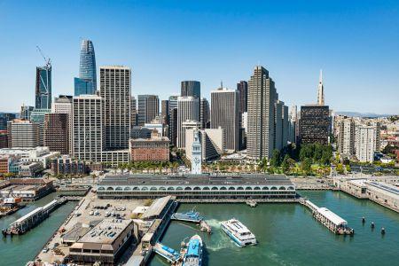 The Embarcadero,  San Francisco.