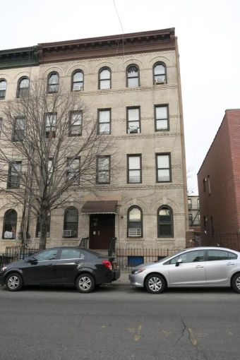 1575 DEKALB AVENUE IN BUSHWICK, BROOKLYN, HAS BEEN GENERATING PLENTY OF INTEREST FROM YOUNGER BUYERS.