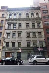 A shot of 30 East 29th Street prior to demolition.