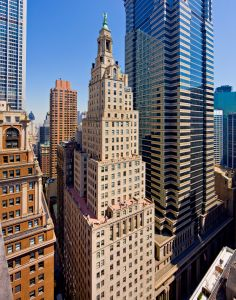 48 Wall Street.