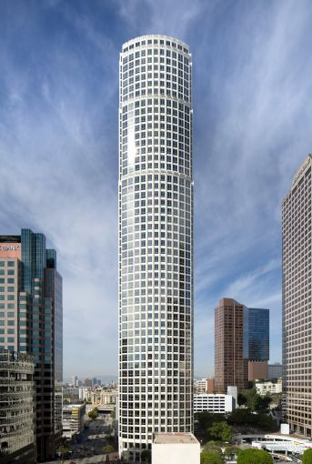 The 777 Tower in downtown Los Angeles.