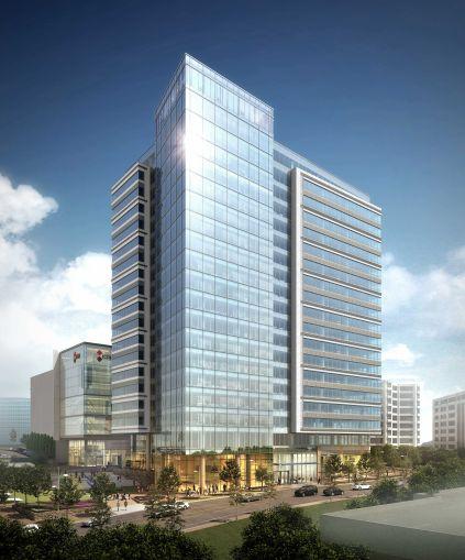 Boro Tower rendering