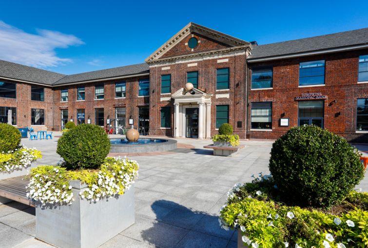 The Boyce Thompson Center.
