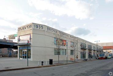 Bronx Terminal Market.