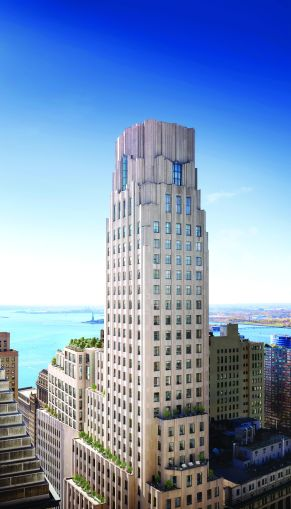 JT Magen is helping Macklowe Properties convert the Art Deco office building at One Wall Street into condominiums.