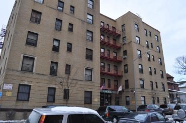 166-05 88th Avenue, one of 15 Zara Realty apartment buildings refinanced by M&T Bank.