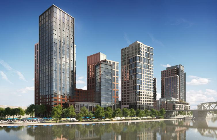 Brookfield's yet-to-be-built residential megaproject at 2401 Third Avenue will include 1,300 residential units, a third of which will be affordable.