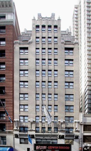 254 West 54th Street.