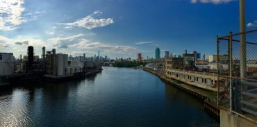 The industrial corridor along Newtown Creek in Brooklyn is getting rezoned to encourage new development and protect existing industrial businesses.