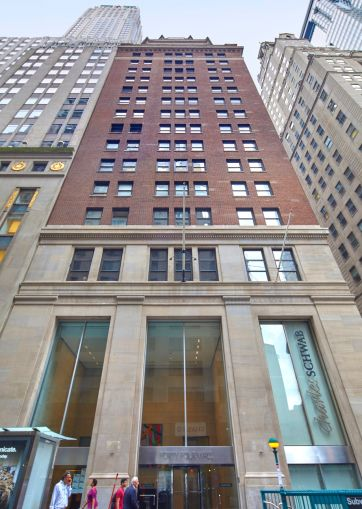 44 Wall Street.