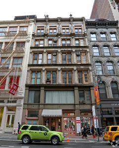 542 Broadway.