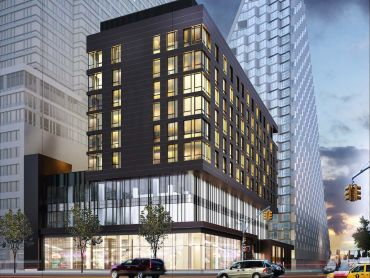 Medical office space, 600 West 58th Street