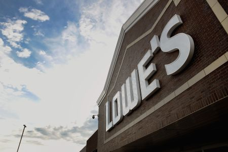 A Lowe's Home Improvement in Chicago