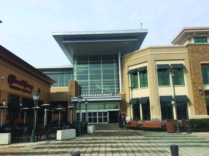 Christiana Mall in Newark, Del.