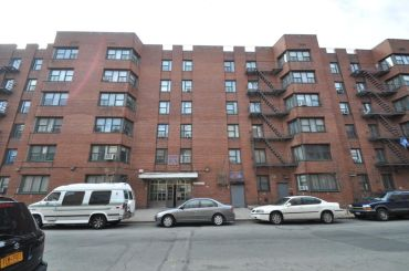 A shot of 690 East 140th Street, one of dozens of properties within the Betances portfolio.