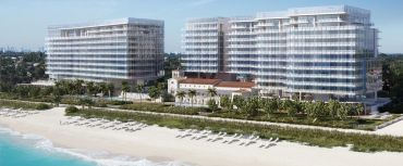 The Four Seasons in Surfside, Fla.