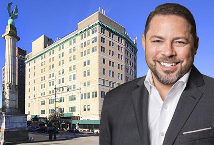 Adam Hess, Senior Managing Director at Meridian Capital Group